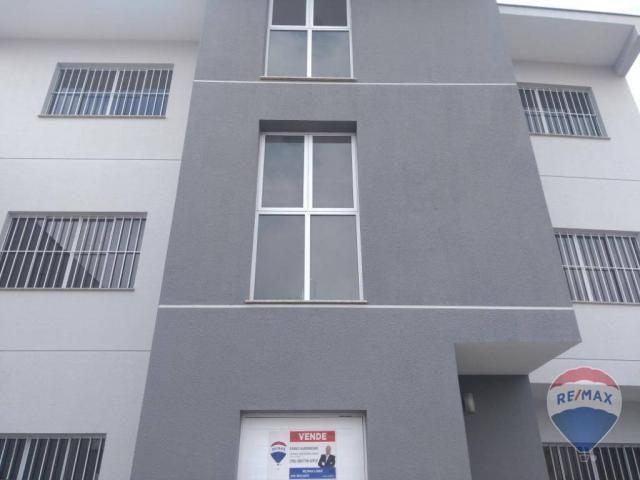 Apartamento com 2 dormitórios à venda, 70 m² por R$ 250.000 - Vila Nova - Cosmópolis/SP - Foto 4