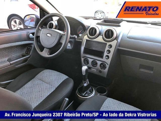 Ford Fiesta 1.6 Rocam 2012 Todos revisado - Óleo Trocado - Impecável - Foto 8