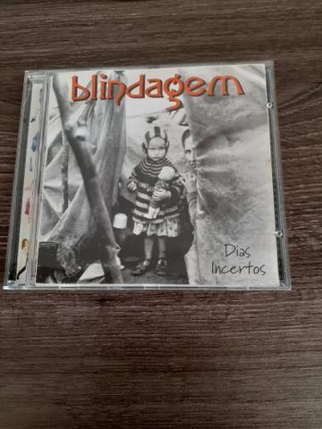 CD Blindagem- Dias incertos
