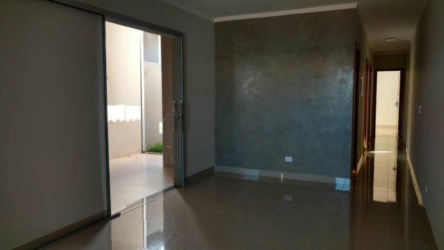 Casa Nova de 3 quartos uma suite bairro Rita Viera ( Asfalto ) - Foto 3