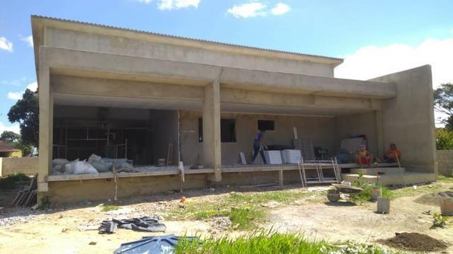 Parece irreal ! Casa nova no Mirante de Aldeia, 4 suites, 258 m2 , terr. 1.000 m2 - Foto 3
