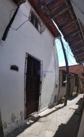 Casa com 2 dormitórios para alugar e vender, 60 m² por r$ 450,00/mês - dias macedo - forta - Foto 13