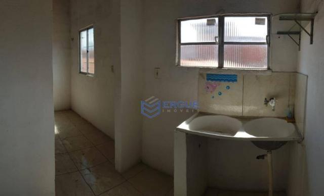Casa com 2 dormitórios para alugar e vender, 60 m² por r$ 450,00/mês - dias macedo - forta - Foto 10
