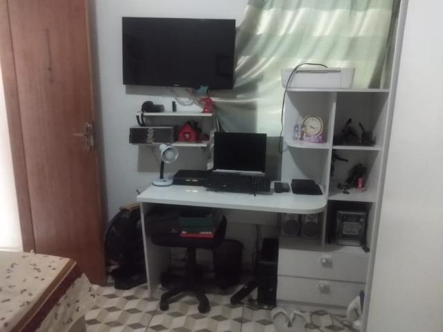Casa frente de rua 02 qtos garagem no Centro de Nilópolis RJ. Ac carta! - Foto 14
