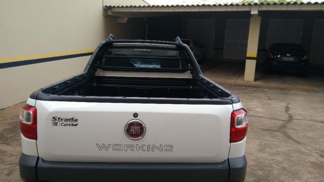 Fiat Strada Working 1.4 bem conservada Aceita trca - Foto 3