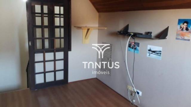 Sobrado com 3 dormitórios à venda, 115 m² por r$ 615.000 - santa cândida - curitiba/pr - Foto 20
