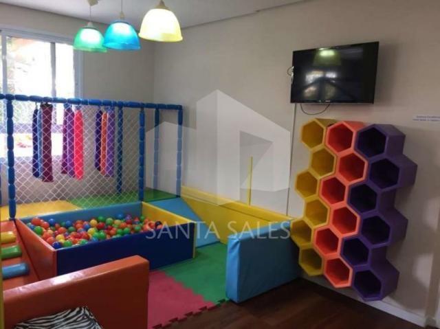 Apartamento 3 quartos, 1 suite, varanda gourmet envidraçada - terraço ipiranga - metrô sac - Foto 17
