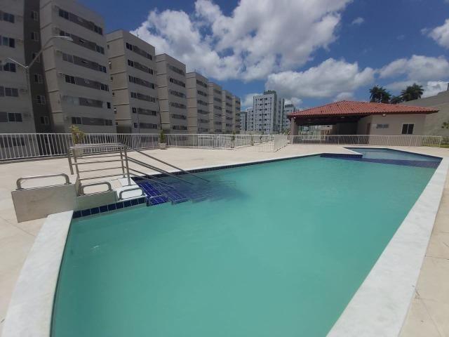 Alugo 2 quartos com suite e varanda, lazer completo, Jardins do frio em paulista - Foto 12
