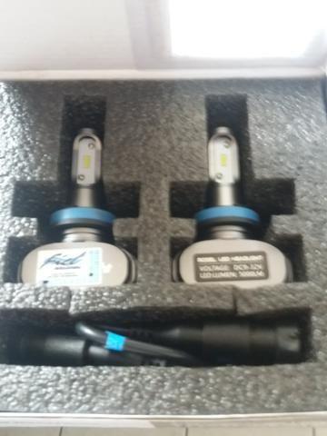 Led ultra led h11 shocklight nova na caixa garantia instalado