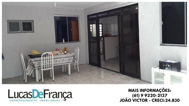 Casa com 2 quartos no Arapoangas Planaltina -DF