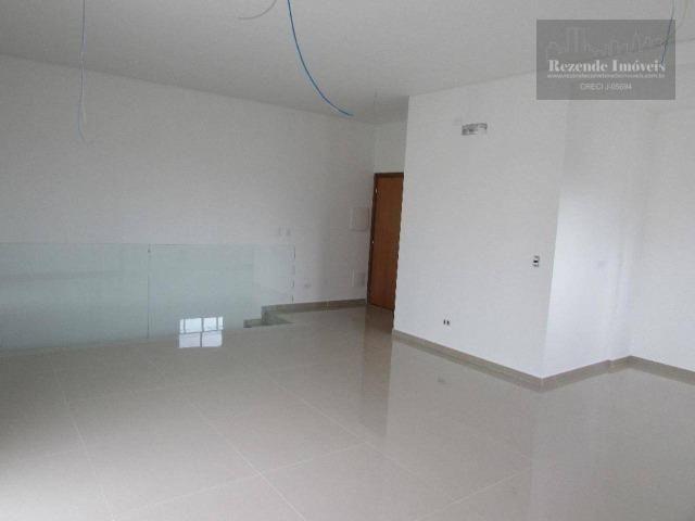 F-CO0083 Cobertura com 3 dormitórios à venda, 124 m² por R$ 1.150.000 - Ecoville - Foto 5