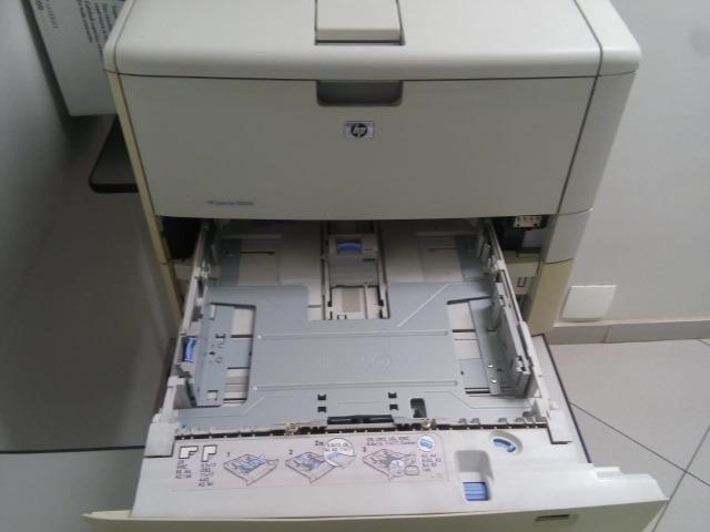 Impressora HP LaserJet 5200tn - Foto 6