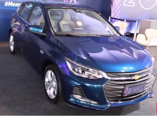 Chevrolet Onix Hatch Premier 1.0 Turbo 2020