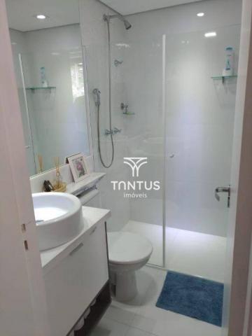 Apartamento com 2 dormitórios à venda, 50 m² por r$ 240.000 - pinheirinho - curitiba/pr - Foto 8