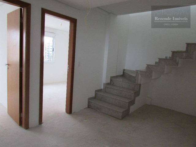 F-CO0083 Cobertura com 3 dormitórios à venda, 124 m² por R$ 1.150.000 - Ecoville - Foto 19