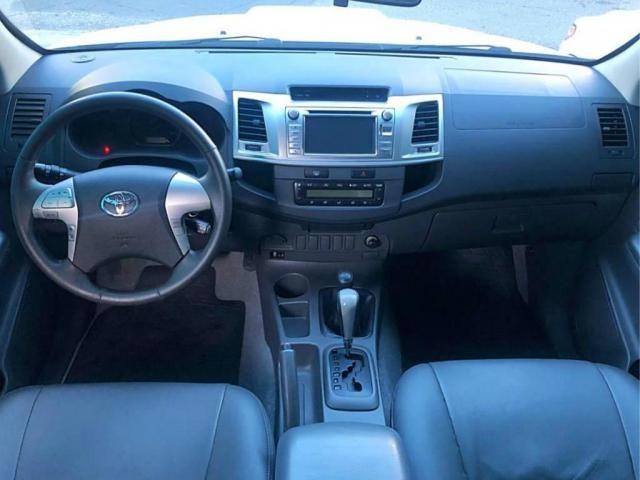 Toyota Hilux SRV - Foto 8