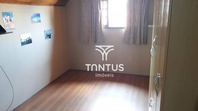 Sobrado com 3 dormitórios à venda, 115 m² por r$ 615.000 - santa cândida - curitiba/pr - Foto 17