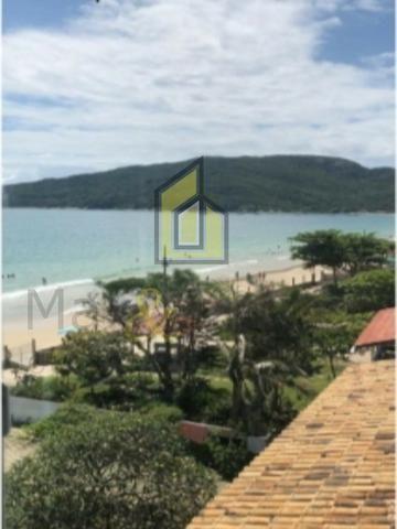 Floripa# Vista de tirar o fôlego . Apartamento pé na areia mobiliado. * - Foto 4