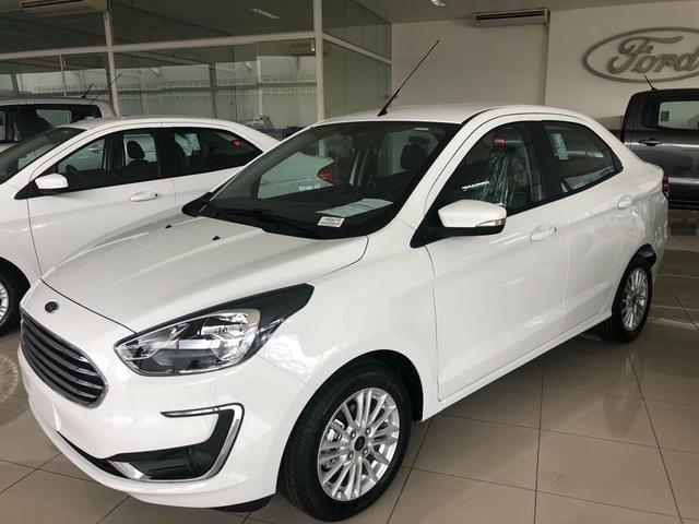 KA+ Sedan Titanium 1.5 Automático 0km 2019/2020