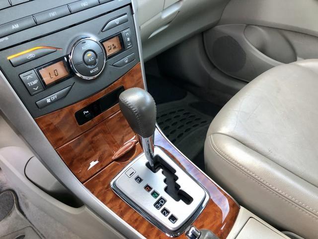 Toyota Corolla SEG BLINDADO 2009 EXTRA!!! - Foto 9