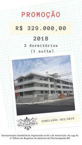 KS - Lindo apartamento com 2 dormitórios e suíte promoção em área nobre da Praia