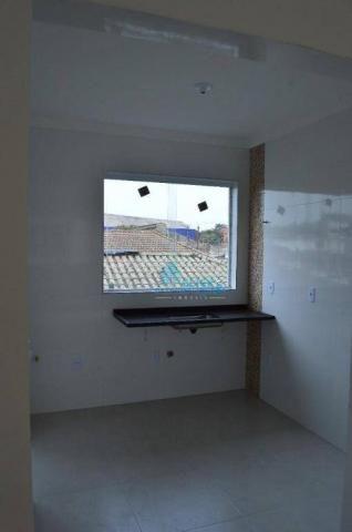 Casa com 2 dormitórios à venda, 87 m² por R$ 380.000,00 - Estuário - Santos/SP - Foto 4