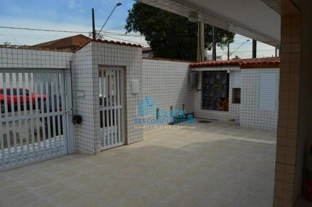 Casa com 2 dormitórios à venda, 87 m² por R$ 380.000,00 - Estuário - Santos/SP - Foto 14