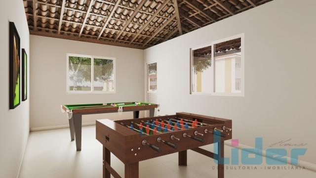 Apartamento com varanda em condomínio em Petrolina cod:76 - Foto 12