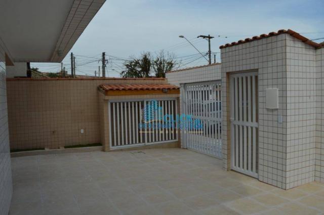 Casa com 2 dormitórios à venda, 87 m² por R$ 380.000,00 - Estuário - Santos/SP - Foto 15