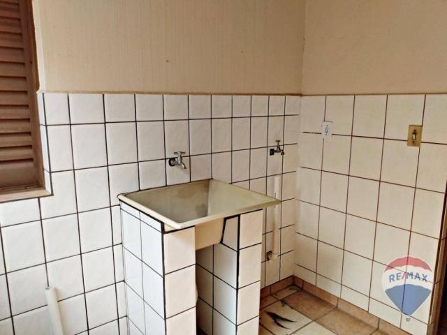 Casa 02 dormitórios, locação- Centro - Cosmópolis/SP - Foto 18