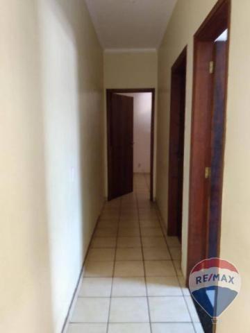 Casa 02 dormitórios, locação- Centro - Cosmópolis/SP - Foto 9