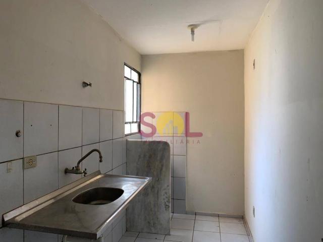 Apartamento com 2 dormitórios à venda, 46 m² por R$ 135.000 - Piçarreira - Teresina/PI - Foto 4