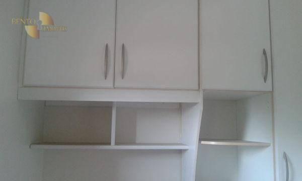 Apartamento com 2 dormitórios à venda, 60 m² por R$ 139 - Jardim Alvorada - Cuiabá/MT - Foto 11