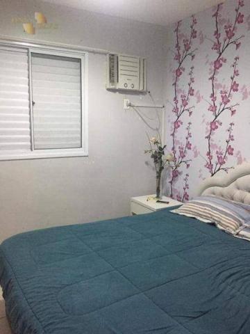 Apartamento com 2 dormitórios à venda, 56 m² por R$ 200.000,00 - Jardim Florianópolis - Cu - Foto 6