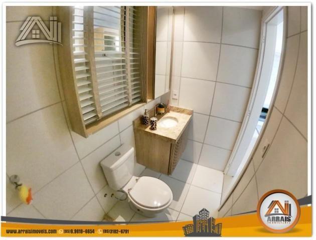Apartamento com 2 Quartos mais Suite Master à venda no Bairro Benfica - AQUARELA CONDOMÍNI - Foto 13
