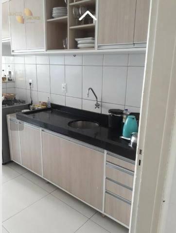 Apartamento com 3 dormitórios à venda, 89 m² por R$ 240.000 - Duque de Caxias II - Cuiabá/ - Foto 2