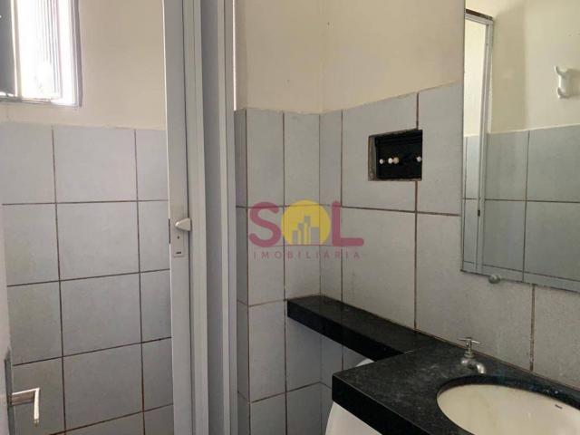 Apartamento com 2 dormitórios à venda, 46 m² por R$ 135.000 - Piçarreira - Teresina/PI - Foto 7