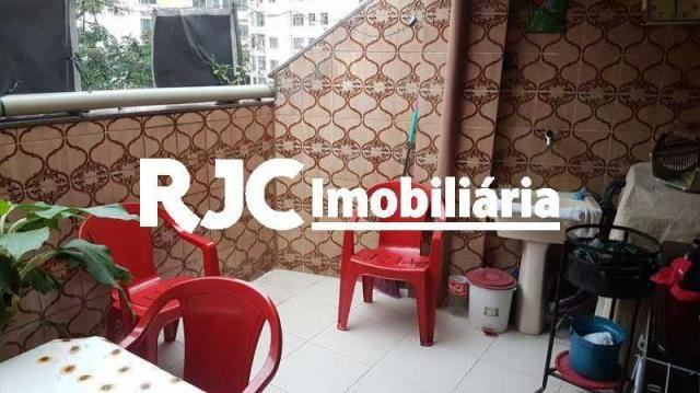Apartamento à venda com 2 dormitórios em Tijuca, Rio de janeiro cod:MBAP24856 - Foto 17