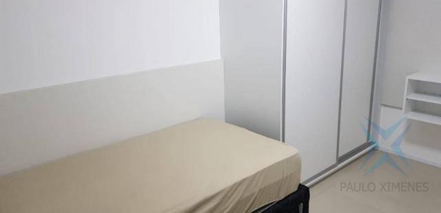 Apartamento Solarium, com 3 dormitórios à venda, 87 m² por R$ 450.000 - Porto das Dunas -  - Foto 19