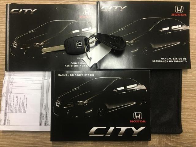 Honda City Lx 1.5 16v (flex) (aut.) - Foto 7