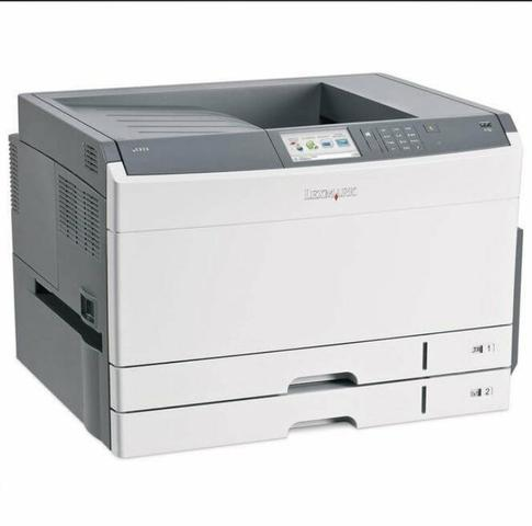 Impressora Laser A3 colorida Lexmark C925