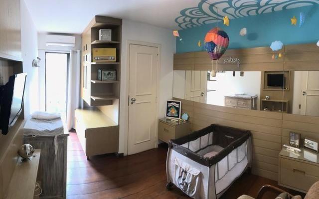 Vende-se Apt° Duplex com 06 suítes, 04 vagas de garagem, no Verbo Divino, BM!!! - Foto 19