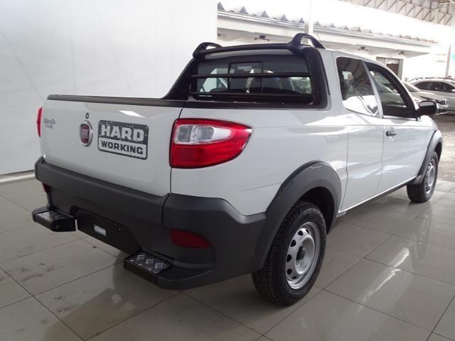 Fiat Strada Hard Working Cd 1.4 8v (5574) - Foto 5