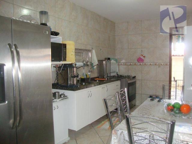 Casa residencial à venda, Edson Queiroz, Fortaleza - CA2542. - Foto 13