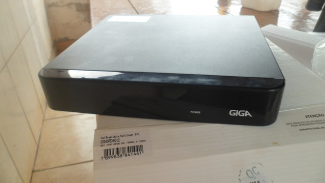 DVR Gravador Digital GIGA - Foto 2