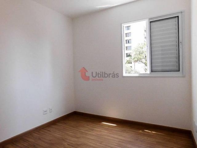 Apartamento à venda, 3 quartos, 1 suíte, 2 vagas, São Pedro - Belo Horizonte/MG - Foto 13