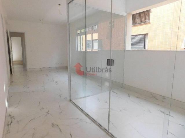 Apartamento à venda, 3 quartos, 1 suíte, 2 vagas, São Pedro - Belo Horizonte/MG - Foto 3