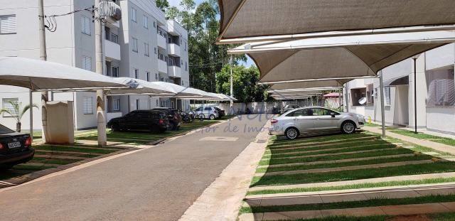 Apartamento à venda com 2 dormitórios em Vila pinheiro, Pirassununga cod:10131813 - Foto 12