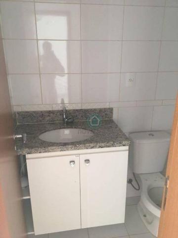 Apartamento com 2 dormitórios e churrasqueira na sacada - YES - Foto 11