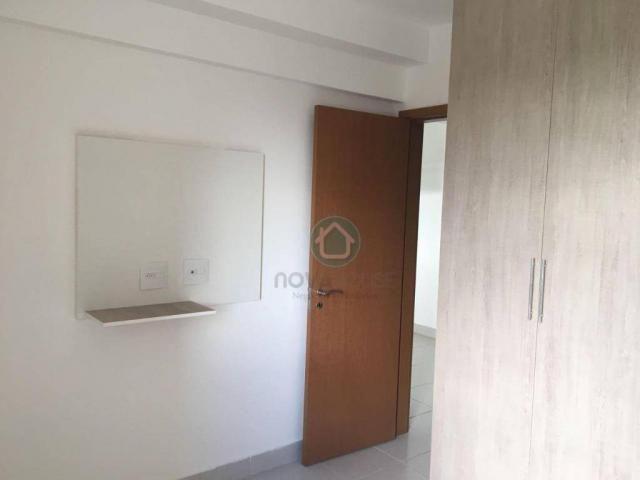 Apartamento com 2 dormitórios e churrasqueira na sacada - YES - Foto 16